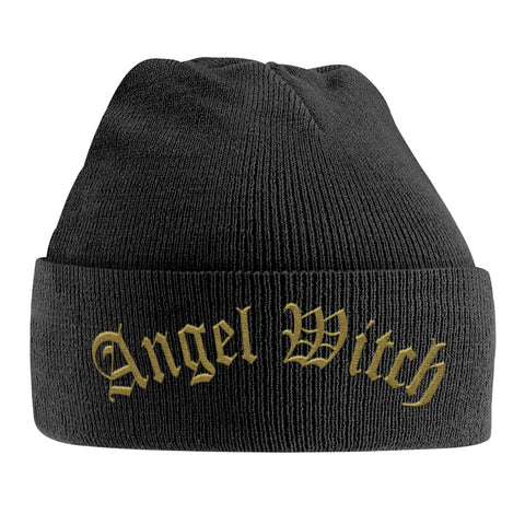 GOLD LOGO (EMBROIDERED) - Headwear (ANGEL WITCH)
