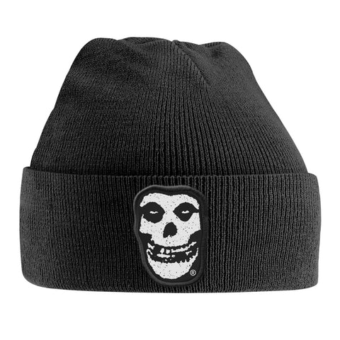 SKULL PATCH (SEW ON PATCH) - Headwear (MISFITS)