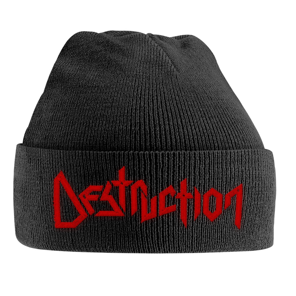 Logo Headwear Destruction Punk Rock Shop