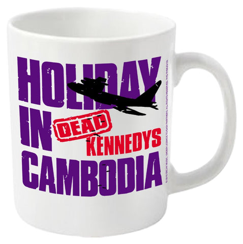 HOLIDAY IN CAMBODIA - General Stuff (DEAD KENNEDYS)