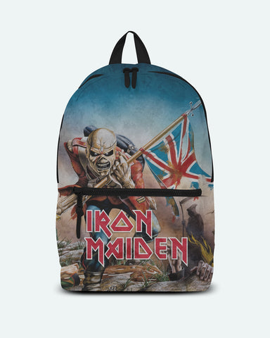 TROOPER RED (RUCKSACK) - Bags (IRON MAIDEN)