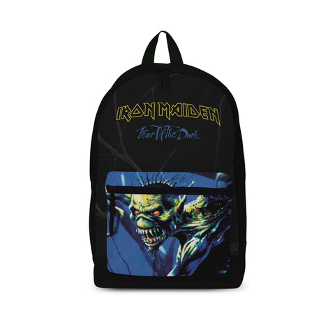 FEAR POCKET (RUCKSACK) - Bags (IRON MAIDEN)
