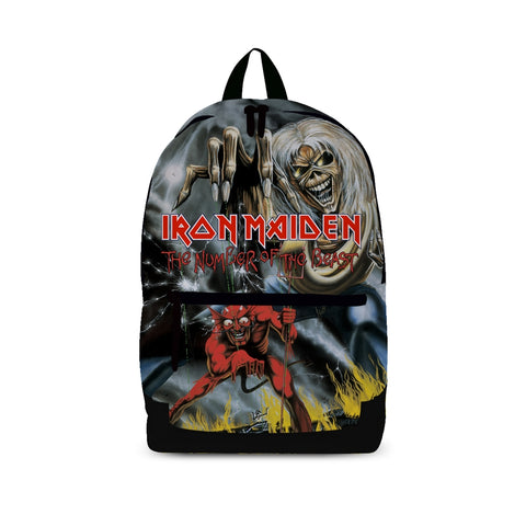 NUMBER OF THE BEAST (RUCKSACK) - Bags (IRON MAIDEN)