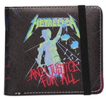 AND JUSTICE FOR ALL (WALLET) - Purses & Wallets (METALLICA)