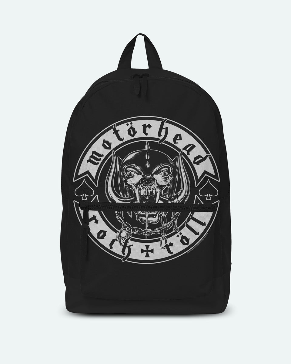 Rock N Roll Rucksack Bags Motorhead Punk Rock Shop