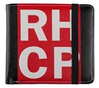 RHCP LOGO (WALLET) - Purses & Wallets (RED HOT CHILI PEPPERS)