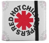 WHITE ASTERISK (WALLET) - Purses & Wallets (RED HOT CHILI PEPPERS)