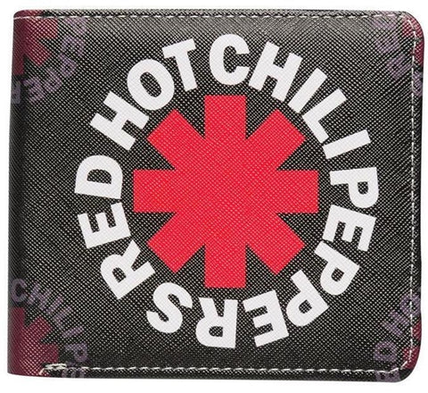 BLACK ASTERISK (WALLET) - Purses & Wallets (RED HOT CHILI PEPPERS)