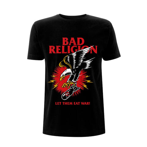 BOMBER EAGLE - Mens Tshirts (BAD RELIGION)