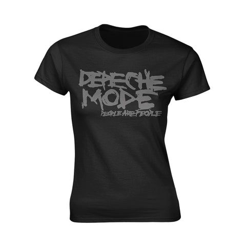 PEOPLE ARE PEOPLE - Womens Tops (DEPECHE MODE)