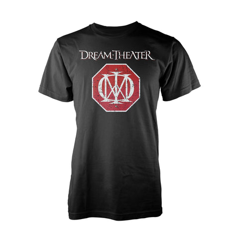 RED LOGO - Mens Tshirts (DREAM THEATER)