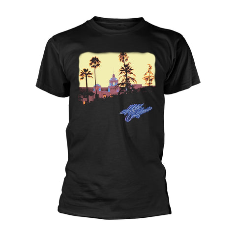 HOTEL CALIFORNIA - Mens Tshirts (EAGLES)