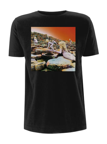 HOTH ALBUM COVER - Mens Tshirts (LED ZEPPELIN)