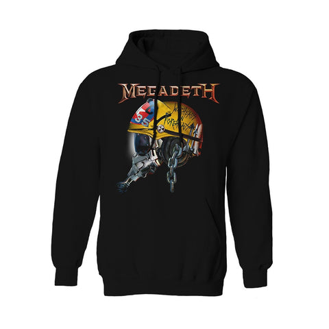 FULL METAL VIC - Mens Hoodies (MEGADETH)