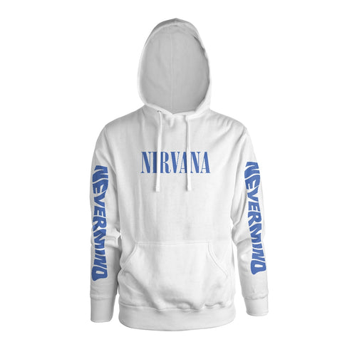 NEVERMIND - Mens Hoodies (NIRVANA)
