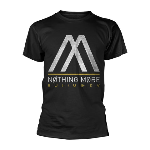 ALBUM LOGO - Mens Tshirts (NOTHING MORE)