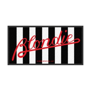 Blondie - Parallel Lines Woven Patch