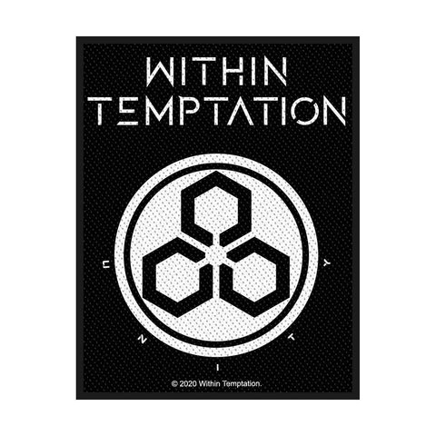 Within Temptation - Unity Woven Patch