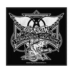 Aerosmith - Permanent Vacation Woven Patch