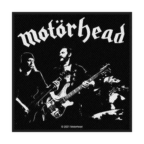 Motorhead - Band Woven Patch