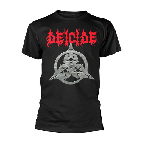 ONCE UPON THE CROSS - Mens Tshirts (DEICIDE)