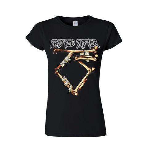 BONE LOGO - Womens Tops (TWISTED SISTER)