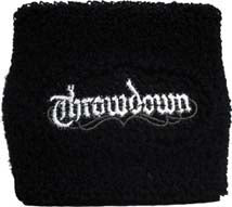 Throwdown Logo Sweatband