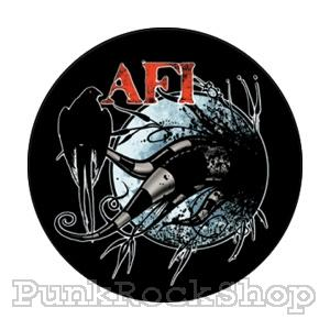 AFI Tentacles Badge