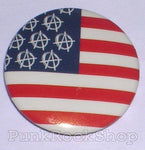 Anarchy America Badge