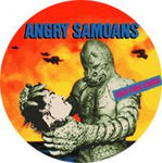 Angry Samoans Monster Badge
