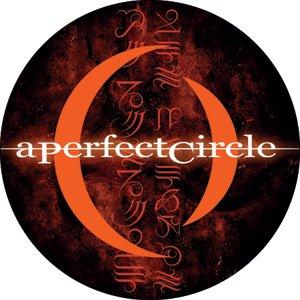 A Perfect Circle Logo Badge