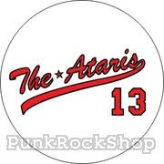 The Ataris 13 Badge
