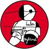Babes in Toyland Doll Badge