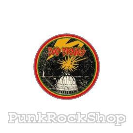 Bad Brains Capital Badge
