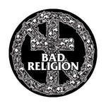 Bad Religion Skull Cross Badge