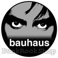 Bauhaus Eyes Badge