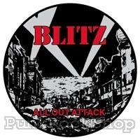 Blitz All Out Attack Badge