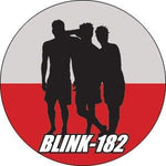 Blink 182 Silhouette Badge