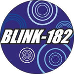 Blink 182 Swirls Badge