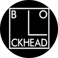 Ian Dury And The Blockheads Logo Badge