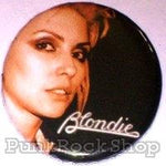 Blondie Face Photo Badge