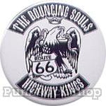 Bouncing Souls Highway Kings Badge