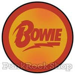 David Bowie Bowie Logo Badge