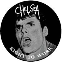 Chelsea Right to Work Badge