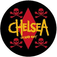 Chelsea Stand Out Badge