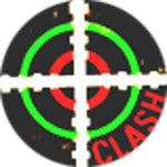 The Clash Target Badge
