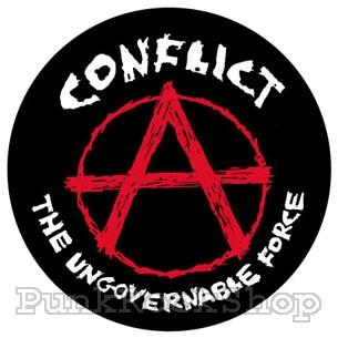 Conflict Ungovernable Force Badge