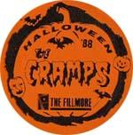 The Cramps Halloween Badge