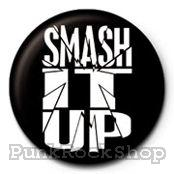 Damned Smash it Up Badge