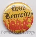 Dead Kennedys Orange Badge